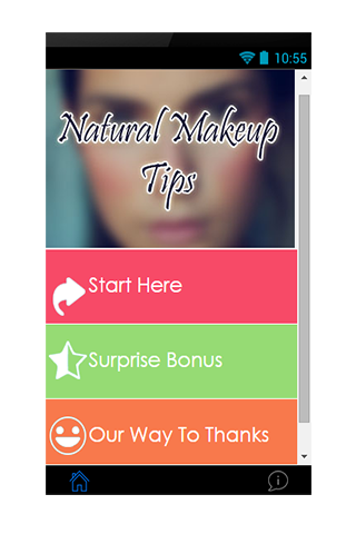 Natural Makeup Tips