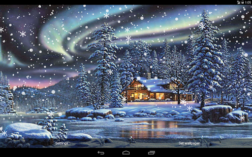 christmas snow ball android apps on google play. Black Bedroom Furniture Sets. Home Design Ideas