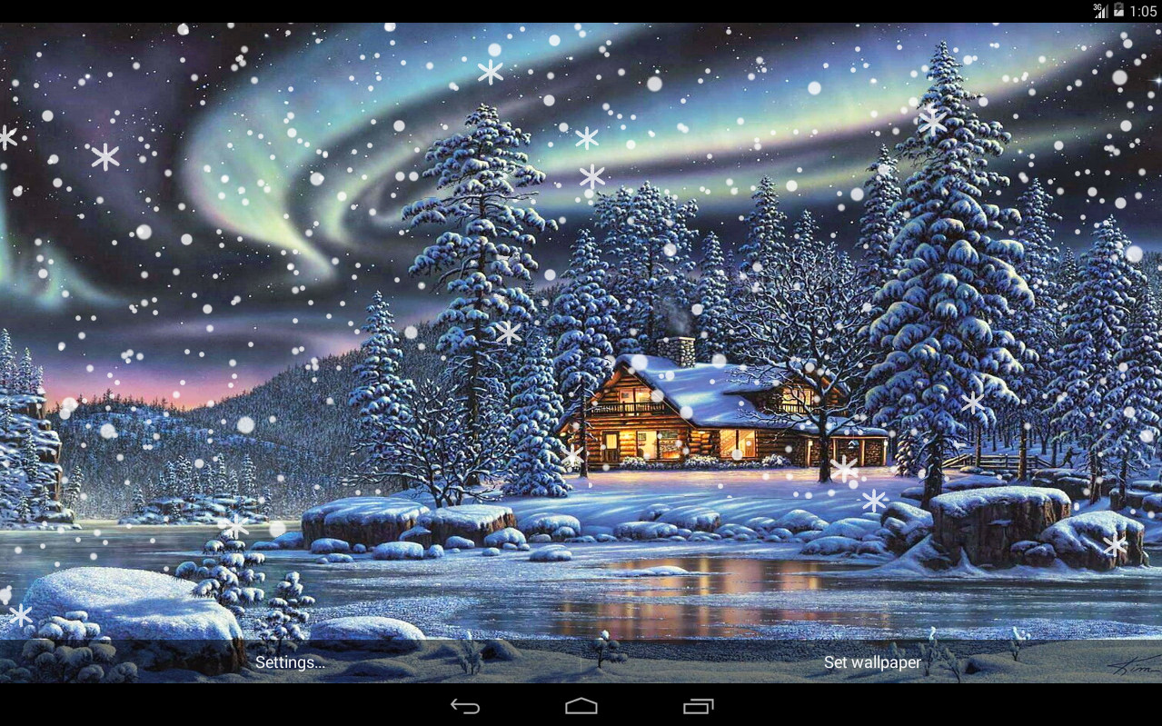Christmas Snow Ball Android Apps On Google Play