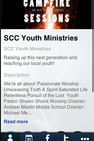 SCC Youth Ministries