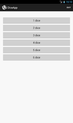 Dice App