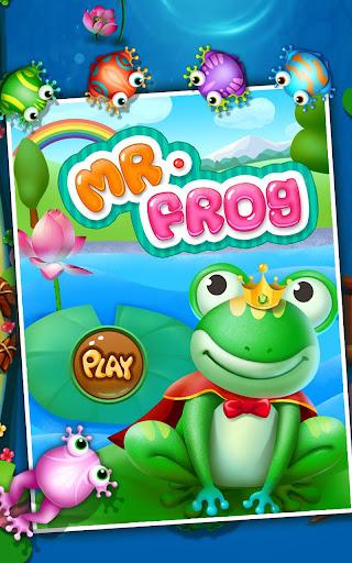 Tap Tiny Frog