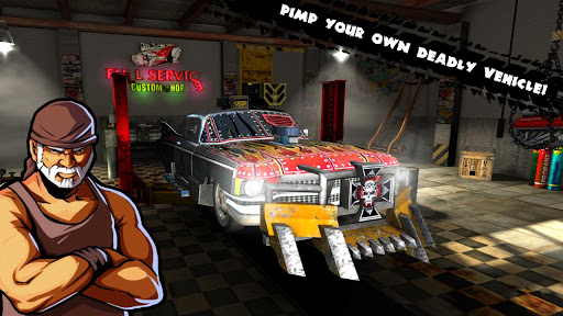 Death Tour- Racing Action Game  screenshots 8