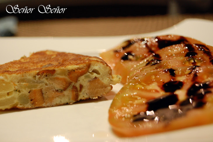 Potato and Mushroom Spanish Tortilla Recipe