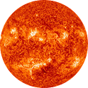 Solar data & HF propagation logo