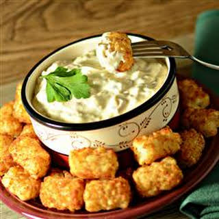 Green Chile Cheese Dip.