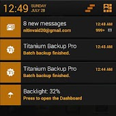 CM10.2/1/10 Theme Miui Orange