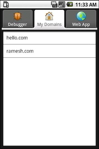 DNSSEC ANALYZER- screenshot