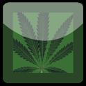 GO SMS Pro Weed Smoking Theme icon
