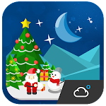 Christmas Theme Weather Widget 2.0_release Apk