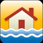 King County Flood Warning icon