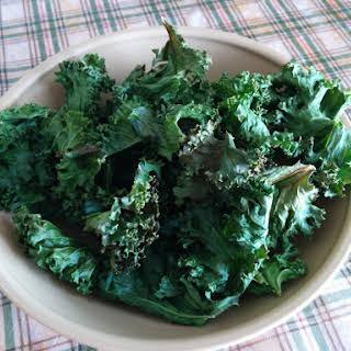 Kale Chips (clean Eats).