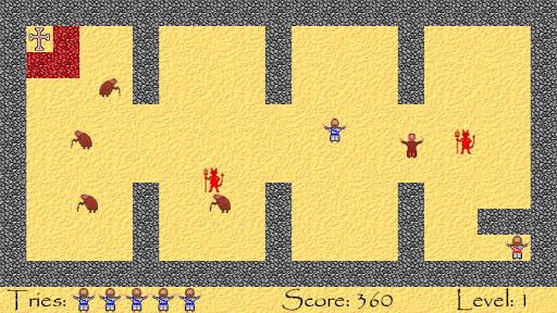 Bible Run Arcade Bible Game