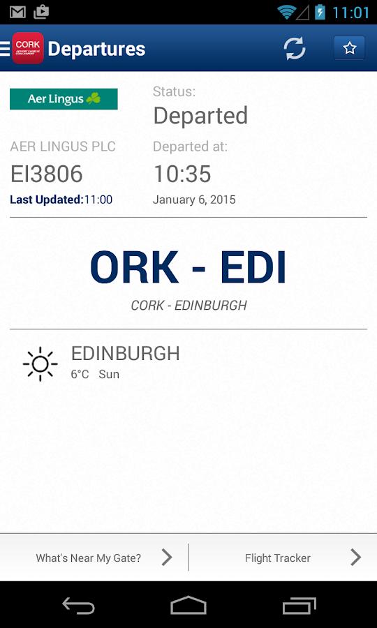 Cork Airport (Official) - screenshot