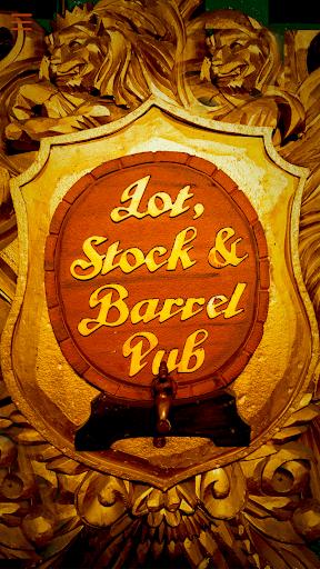 Lot Stock Barrel Pub