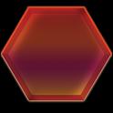 Hex Glow Live Wallpaper icon