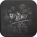 Blackboard go launcher theme icon