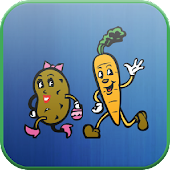 Veggie Pals Play Tag