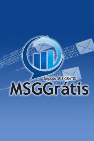Envio de Mensagens Grátis- screenshot