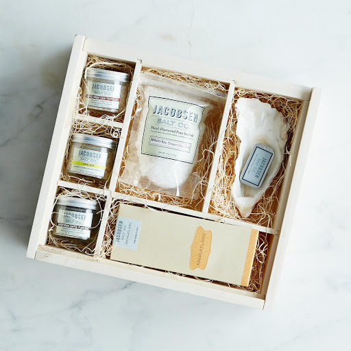 Jacobsen Salt Co. Sampler Gift Set
