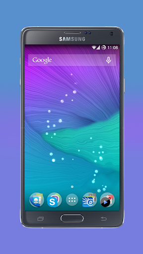 Note 4 Live Wallpaper