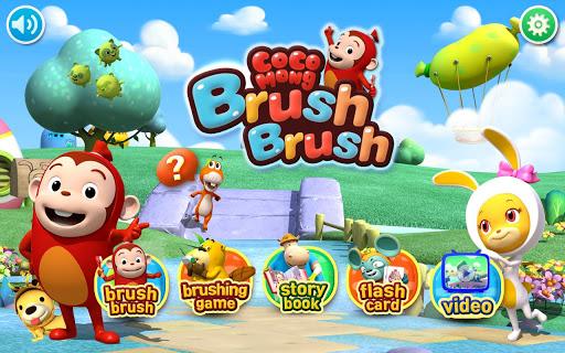 Brush Brush Cocomong
