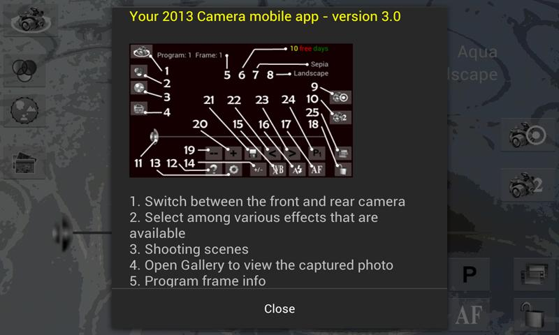 Your Camera - screenshot