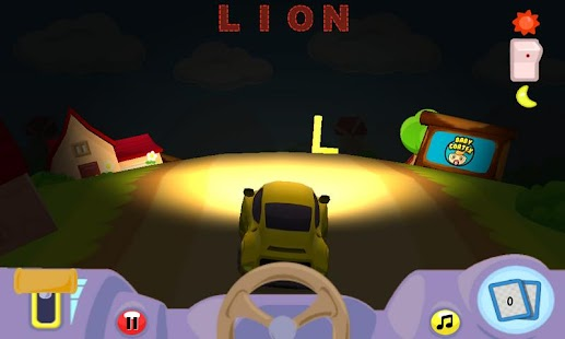 Alphabet Car 2- screenshot thumbnail