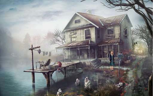The Lake House Free. Hidden Objects. 1.9 screenshots 3