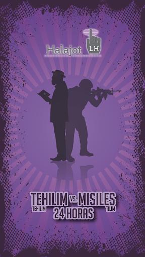Tehilim vs Misiles