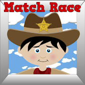 Cowboy Match Race Ad Free