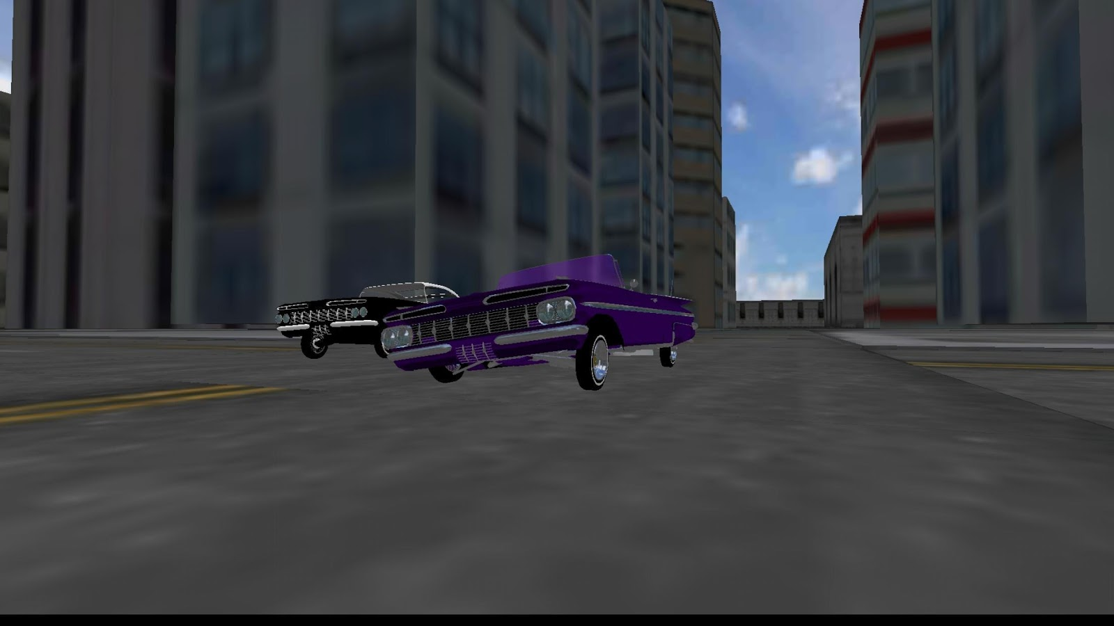 Lowrider Car Game Premium- screenshot