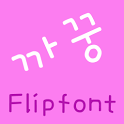 MNggaggung Korean FlipFont icon