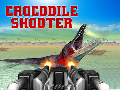 Crocodile Shooter 3D