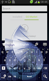 Spyglass Keys Theme - screenshot thumbnail