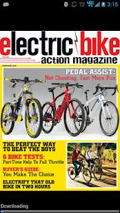 Electric Bike Action Magazine- screenshot thumbnail