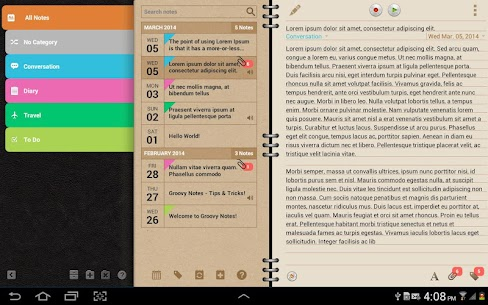 Groovy Notes – Personal Diary v1.3.4 (Paid) APK 10