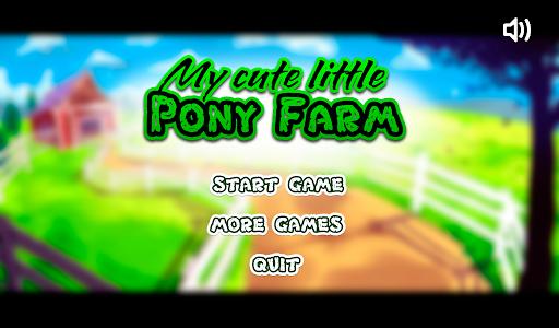 My Cute Little Pony Farm FREE