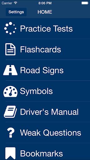 Wisconsin DMV Permit Test