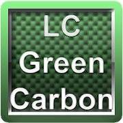 LC Carbon Green Theme for Nova/Apex
