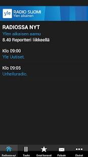 Yle Radio Suomi - screenshot thumbnail