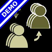 Contacs migration demo