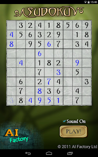 Sudoku Screenshot 19