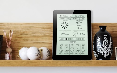 Weather Station Classic- screenshot thumbnail