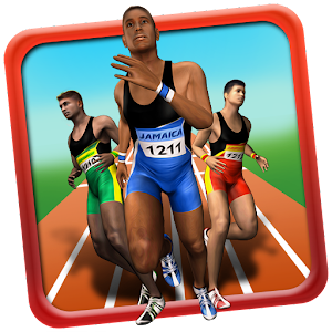 Running Race Icon