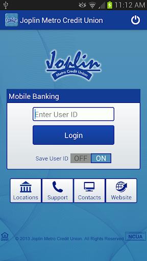 JMCU Mobile Banking