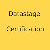 DataStage Certification Crack.