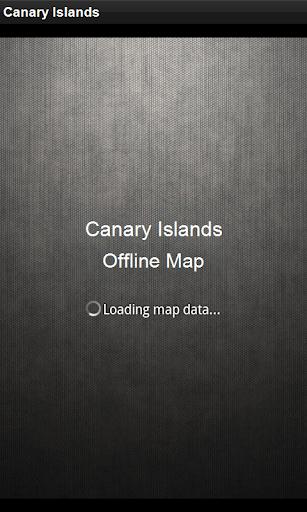 離線地圖 加那利群島