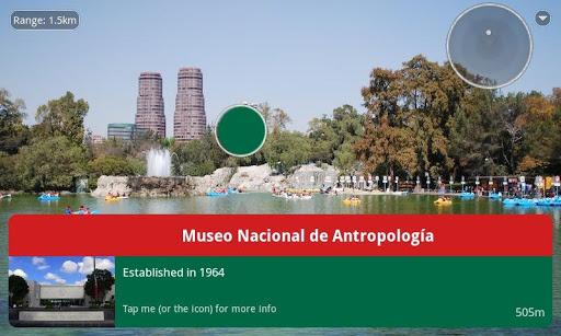 Mexico city Icons