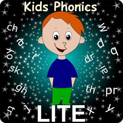 Kids Phonics Lite LOGO-APP點子